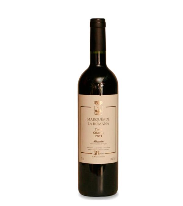 vino marques de la romana