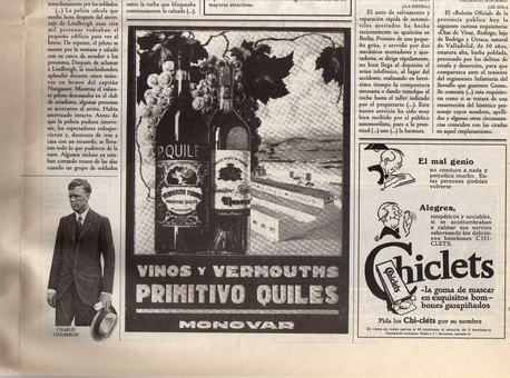 Vermu Primitivo Quiles