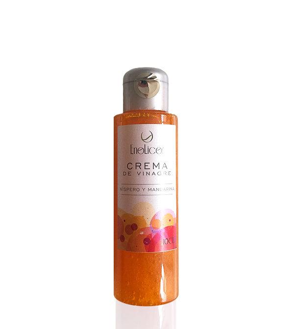 crema-vinagre-nispero-y-mandarina