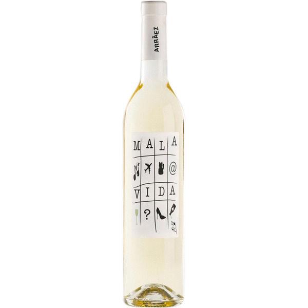 mala vida vino blanco
