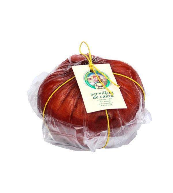 queso-servilleta-de-cabra